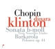 Klinton,Dinara :Sonata In B-Flat Minor,Barcarolle In F Sharp