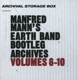 Mann,Manfred's Earth Band :Bootleg Archives Volumes 6-10 (5CD Box Set)