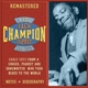 Dupree,Champion Jack :Early Cuts From A Singer,Pianist