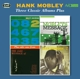 Mobley,Hank :Three Classic Albums Plus