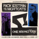 Estrin,Rick & The Nightcats :One Wrong Turn