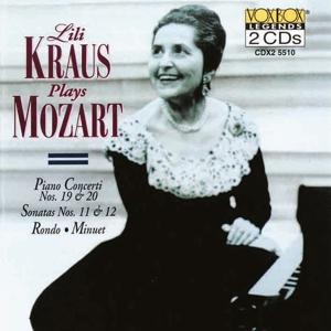 Kraus,Lili/Jorda,E./Vienna Pro Musica Orchestra