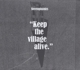 Stereophonics :Keep The Village Alive