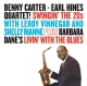 Carter,Benny & Hines,Earl Quartet :Swingin' The '20s/Livin' With The Blues