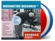 Scott,Raymond :Manhattan Research Inc (LTD Red/White/Blue Vinyl)