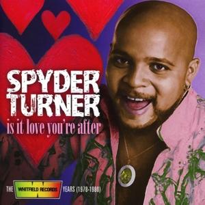 Turner,Spyder