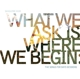 Sanguine Hum :What We Ask Is Where We Begin