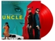 OST/Various :The Man From U.N.C.L.E.(ltd rotesVinyl)