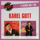 Gott,Karel :Originale 2auf1: In Mir Klingt Ein Lied/Der Star