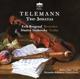 Bosgraaf,Erik/Sinkovsky,Dmitry :Telemann-Trio Sonatas
