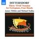 Tibbles,James/Tsalka,Michael :Drei 'Ovid' Sonaten