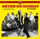 Various :Never On Sunday (Ost)+14 Bonus Tracks