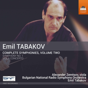Tabakov,Emil/Bulgarian National Radio SO