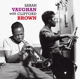 Vaughan,Sarah :With Clifford Brown