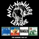 Anti-Nowhere League :The Albums: 1981-87