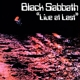 Black Sabbath :Live At Last (Digipak)