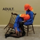 Adult. :The Way Things Fall (LP)