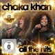 Khan,Chaka :All The Hits.CD+DVD