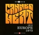Canned Heat :Live In Europe 1973 (CD+DVD)
