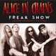 Alice In Chains :Freak Show