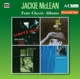 McLean,Jackie :Four Classic Albums-Second Set