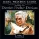 Fischer-Dieskau,Dietrich/Höll,Hartmut :Melodies-Lieder:Deux epigrammes/Chants popul./+