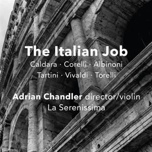 Chandler,Adrian/La Serenissima