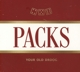 Your Old Droog :Packs