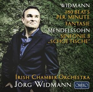 Widmann,Jörg/Irish Chamber Orchestra