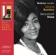 Bumbry,Grace/Glass,Beaumont :Bumbry/Glass: Brahms-Lieder