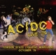 AC/DC :Live 79-Towson State College,Maryland October 7