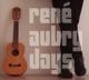 Aubry,Rene :Days (René Aubry solo)