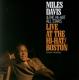 Davis,Miles & The Hi-Hat All Stars :Live at the Hi-Hat Boston
