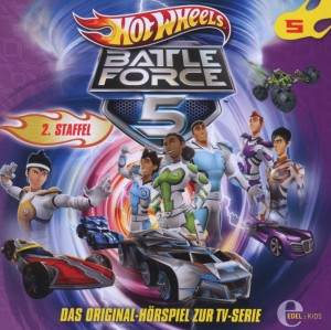 Hot Wheels/Battle Force 5