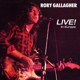 Gallagher,Rory :Live! In Europe (Remastered 2011)