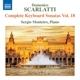 Monteiro.Sergio :Klaviersonaten Vol.18