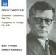 Yablonsky,Dmitry/Kiev Virtuosi :Kammersinfonie/Sinfonie für Streicher