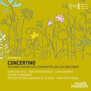 Seel/Siessl/Orchester der Akademie St.Blasien