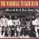 Marshall Tucker Band,The :Heard It In A Love Song