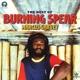 Burning Spear :Marcus Garvey - The Best Of Burning Spear