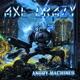 Axe Crazy :Angry Machines (Ltd.Vinyl)