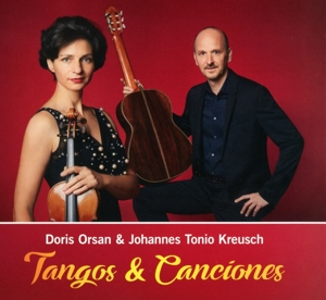Kreusch,Johannes Tonio/Orsan,Doris
