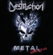 Destruction :Metal Discharge (Digipak)