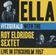 Fitzgerald,Ella/Eldridge,Roy :Live In Stockholm 1957