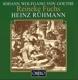 Rühmann,Heinz :Reineke Fuchs-Tierfabel in zwölf Gesängen