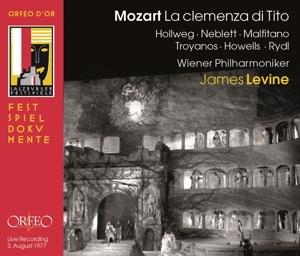Hollweg/Neblett/Malfitano/Troyanos/Levine/WP