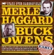 Haggard,Merle & Owens,Buck :Stars Over Bakersfield-Their Earl