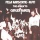 Kuti,Fela Anikulapo :Live! With Ginger Baker