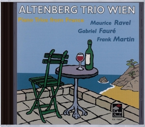 Altenberg Trio Wien