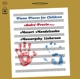 Previn,Andre :Andre Previn - Piano Pieces For Children